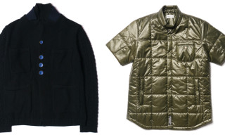 Undercover Spring/Summer 2013 Collection – First Pieces Now Available