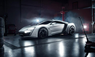 Meet The W Motors Lykan Hypersport, The World's Most Expensive Car
