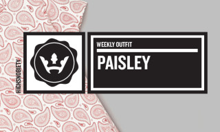 The Weekly Outfit: Paisley
