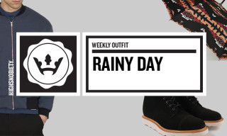 The Weekly Outfit: Rainy Day