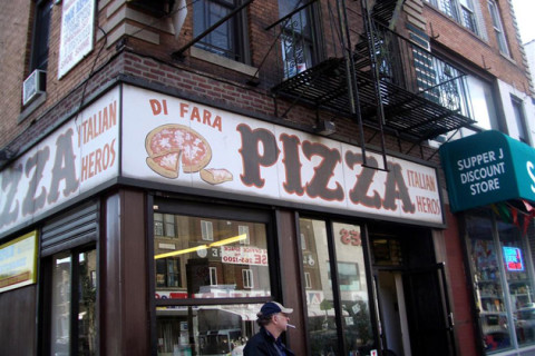 4Di Fara Pizza 480x320 - Inside Look AT The Top 5 Restaurants In Brooklyn