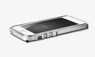 4th Design Blade 5 iPhone 5 Premium Metal Bumper