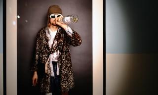 "Jesse Frohman ""KURT"" Exhibition at Opening Ceremony Tokyo"