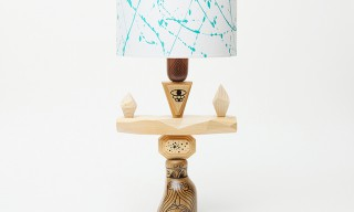 "Steven Harrington x Case Studyo ""Remain in Balance"" Lamp Collection"