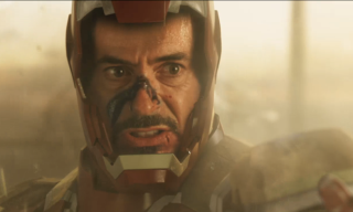 "Watch the Official Trailer for ""Iron Man 3"""