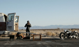 A Video Portrait of Custom Motorcycle Engineer Shinya Kimura