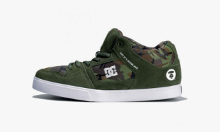 AAPE by A BATHING APE x DC Shoes Radar Slim Camo