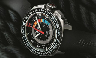 Alpina Sailing – Yacht Timer Countdown Watch