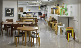 Artek Launches 2nd Cycle Vintage Furniture Store