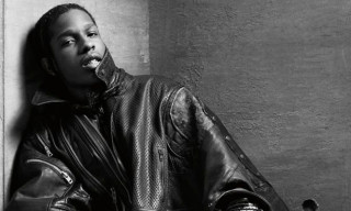 A$AP Rocky by Craig McDean for Interview Magazine