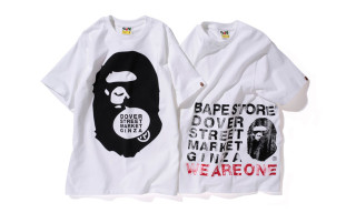 Bape x Dover Street Market Ginza 1st Anniversary Collection