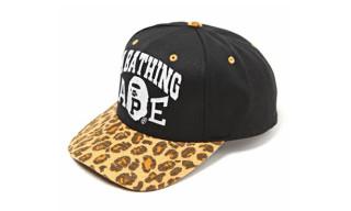 Bape x Starter Leopard Snapback Caps