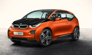 BMW i3 Concept Coupe Debuts in Geneva