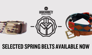 Buyer's Guide: Selected Spring Belts Available Now