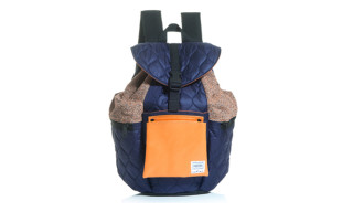 Carven x Porter Fabric Crafted Backpacks