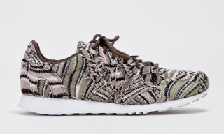 Converse x Missoni Auckland Racer Ox Spring 2013 Is Out Now