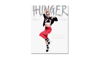 Exclusive Preview of Hunger Magazine Spring/Summer 2013 Covers feat. Rita Ora, Iggy Azalea, Grimes & Others