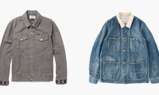 Our 9 Favorite Spring 2013 Denim Jackets