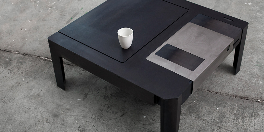 neulant van exel floppy table highsnobiety. Black Bedroom Furniture Sets. Home Design Ideas