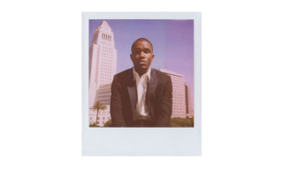 Frank Ocean for Band Of Outsiders Spring 2013 Campaign