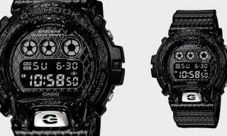 "G-Shock DW-6900 ""Geometric"""