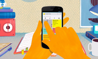 New Google Keep App Records Notes and Tasks