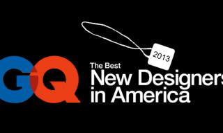 GQ Magazine Nominates Best New Menswear Designers in America 2013