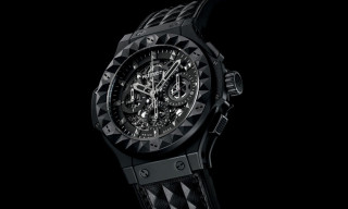 Hublot x Depeche Mode Studded Big Bang
