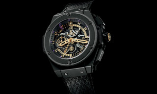 Kobe Bryant x Hublot King Power Black Mamba