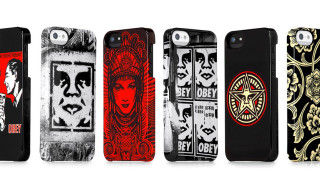 Incase Releases Shepard Fairey Snap Cases for iPhone 5