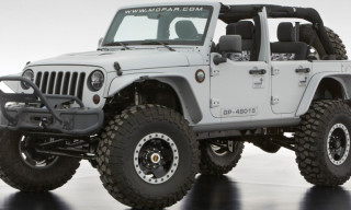 Jeep x Mopar 2013 Moab Easter Safari Concepts