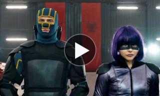 """Watch the Official """"Kick-Ass 2"""" International Trailer"""