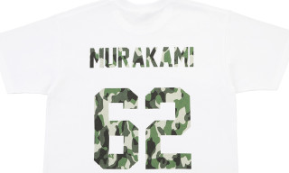Les (Art)ists Spring 2013 T-Shirt Collection featuring Kaws, Murakami, Hirst & Others