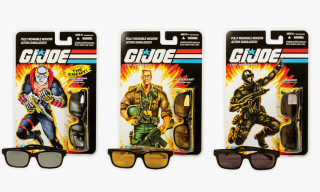 G.I. Joe x LOOK/SEE Limited Edition Eyewear Collection