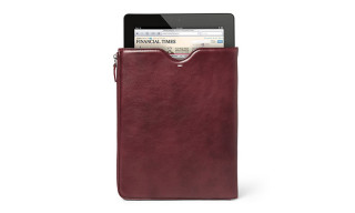 Maison Martin Margiela Leather iPad case