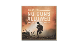 Music: Snoop Lion ft. Drake & Cori B – No Guns Allowed