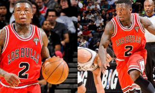 Nate Robinson Takes to the Court in the Nike Air Yeezy II's, Followed by a Prompt Switch to the Air Jordan XII