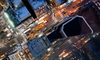 New York City Aerial Photographs by Navid Baraty