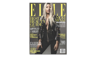 Nicki Minaj Covers ELLE April 2013