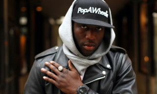 Street Style: Nigel Sylvester in Nike, G-Shock and Pop A Wheelie