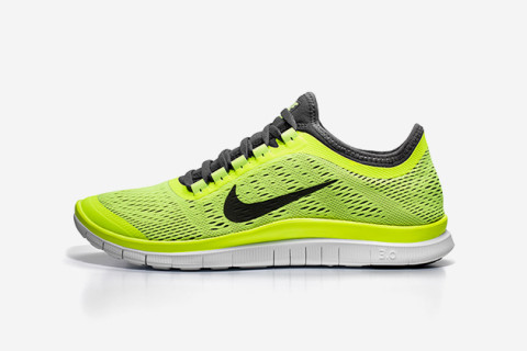 Nike presents a new Free 3.0 for Spring 2013. Adding a breathable mesh  upper to the sneaker, will make it the perfect companion for the warm  summer months.