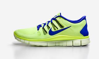 Nike Free 5.0 Spring 2013