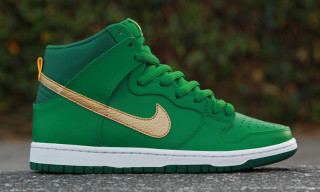 "Nike SB Dunk High Pro ""St. Patty's Day"""