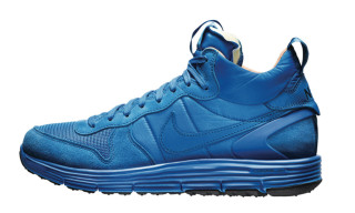 "Nike Lunar Solstice Mid SP ""White Label"" Pack"