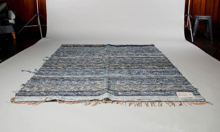 Nudie Jeans Launches Post Recycled Denim Rugs
