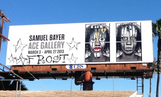 Phil Frost and Samuel Bayer $50K Billboard Stolen in Los Angeles