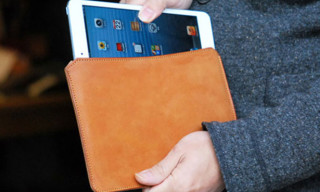 Roberu iPad Mini Premium Leather Sleeves
