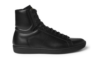 Saint Laurent Spring/Summer 2013 Leather High-Top Sneakers