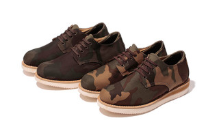 Stussy Deluxe x BePositive Spring/Summer 2013 Capsule Shoe Collection