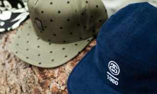 Stussy Deluxe Spring 2013 Caps